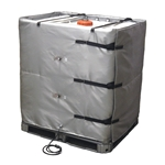 "48"" Wrap-Around Tote Tank/IBC Heater, 240V, 2880W"