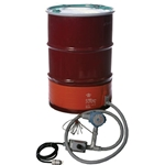 Hazardous-Area Drum Heater 30 Gallon, 1000 watts, 120 V,T3