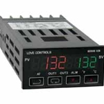 Digital Temperature Controller (PID, ON-OFF, Ramp/Soak) 1/32 DIN