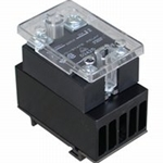 SSR, Maximum 25A 530VAC Load, DIN Mount