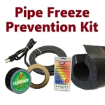 SpeedTrace Pipe Freeze Prevention Kit, 12 feet