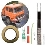 12V Truck Pipe Heat Tracing Kit