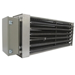 Custom Duct Heater: 94 kW, 480 V